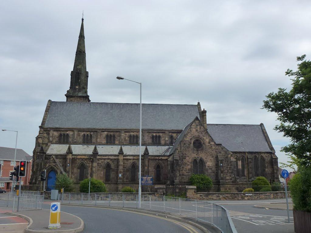 St James, Биркенхед