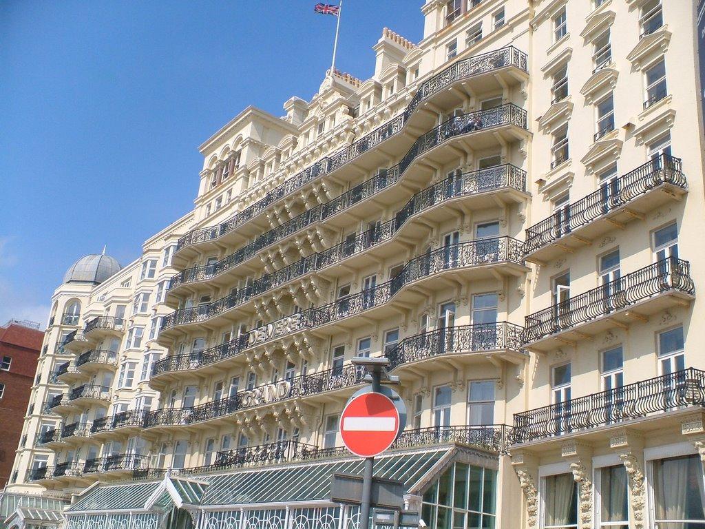 The Devere Grand Hotel, Брайтон