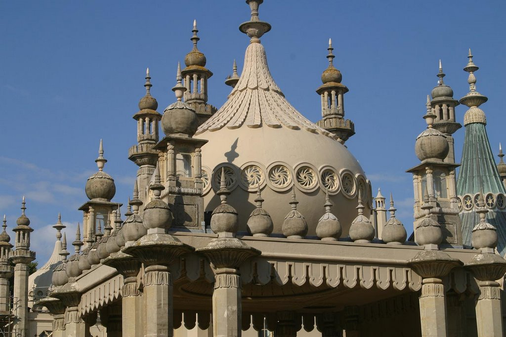 Royal Pavilion - Brighton, Брайтон