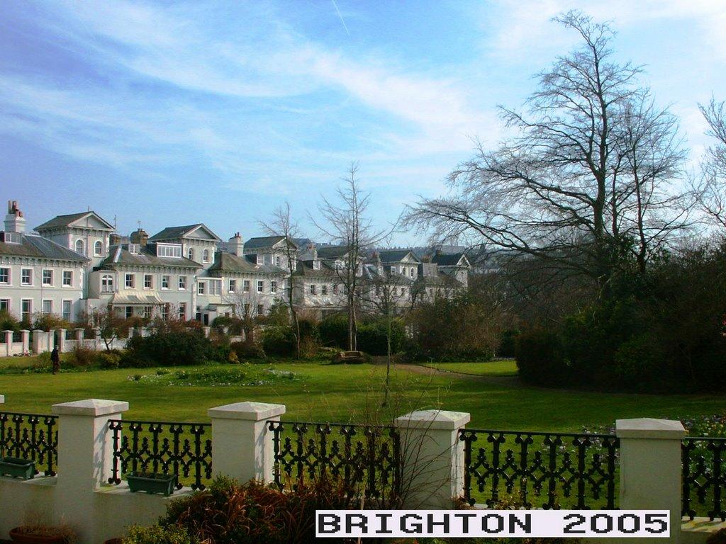 Brighton United Kingdom - The park cresent, Брайтон