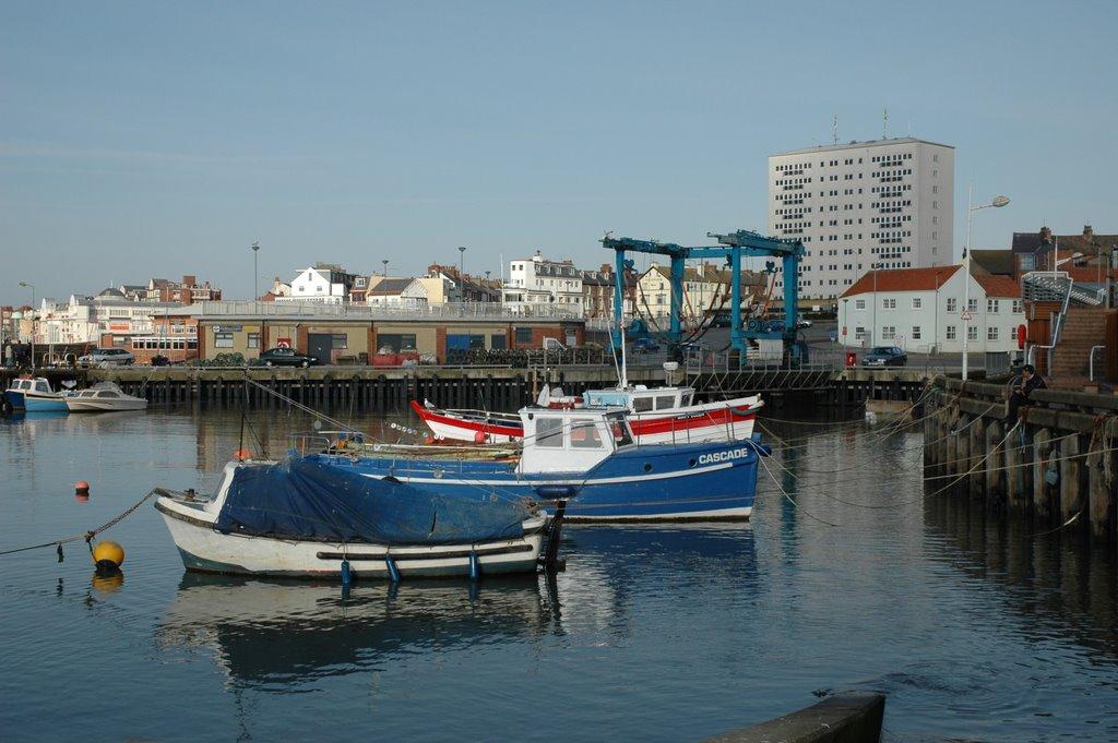 Bridlington Harbour, Бридлингтон