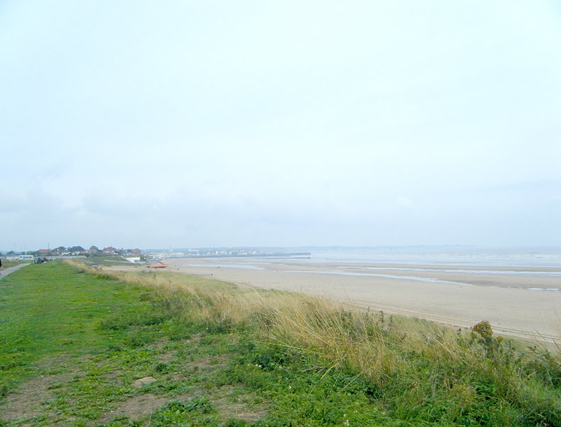Looking toward Bridlington, Бридлингтон