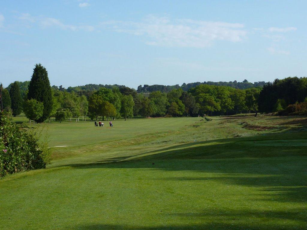 Broadstone Golf Club - 1st Hole Par-5 492-Yds SI-10, Ватерлоо