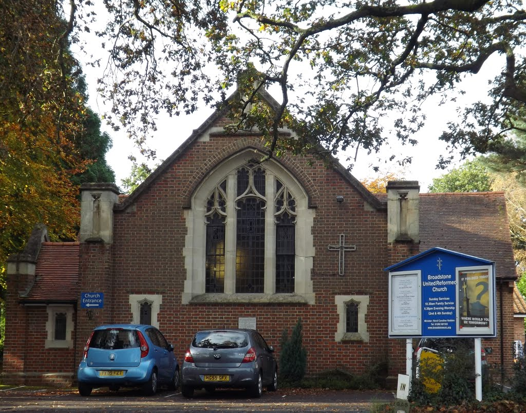 Broadstone United Reformed Church, Ватерлоо