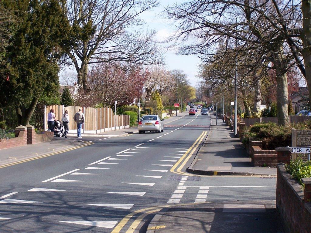Slag Lane, Lowton St.Lukes, Голборн