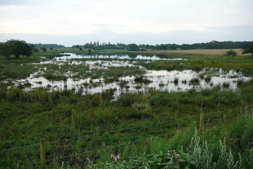 Lightshaw in flood, Голборн