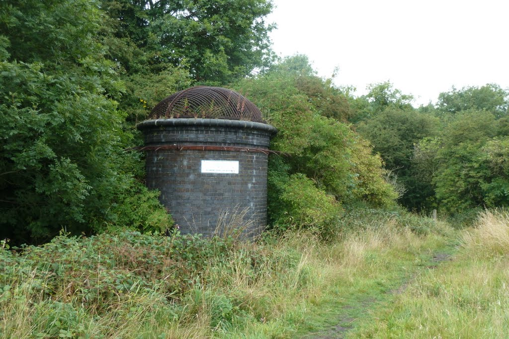 Netherton Tunnel Air Shaft 4., Дадли