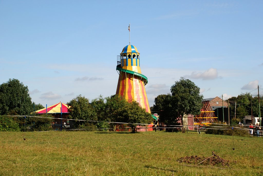 The Helter Skelter, Black Country Living Museum, Дадли