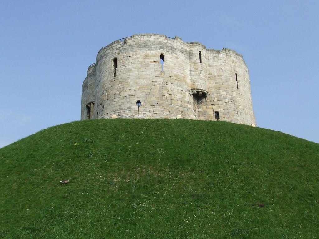 Cliffords Tower York, Йорк