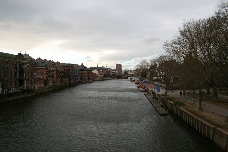 River Ouse, Йорк