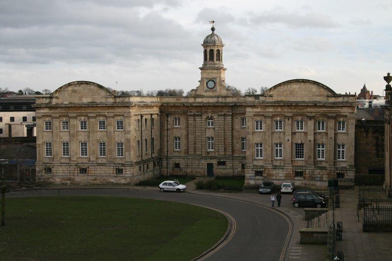 Gaol, Йорк