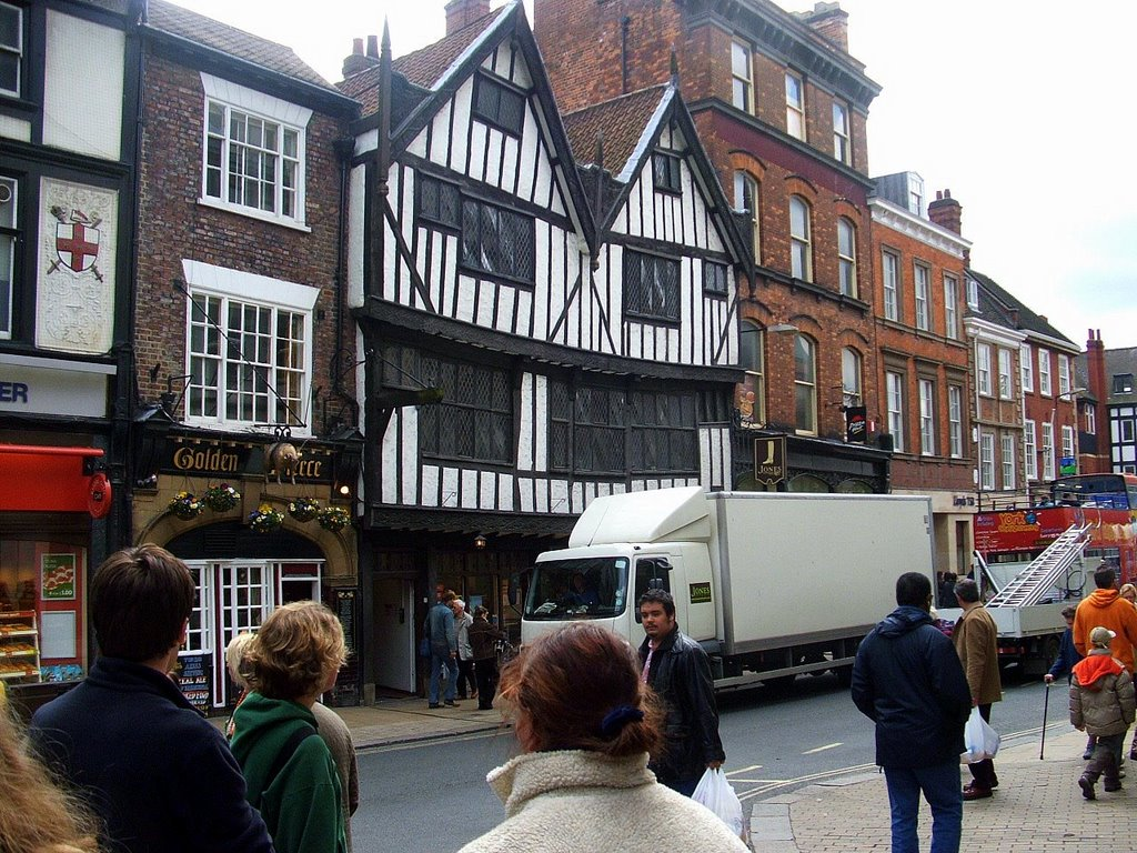 The Golden Fleece / Yorks Most Haunted Pub, Йорк