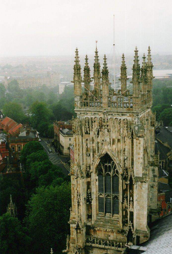 Top of the tower, Йорк