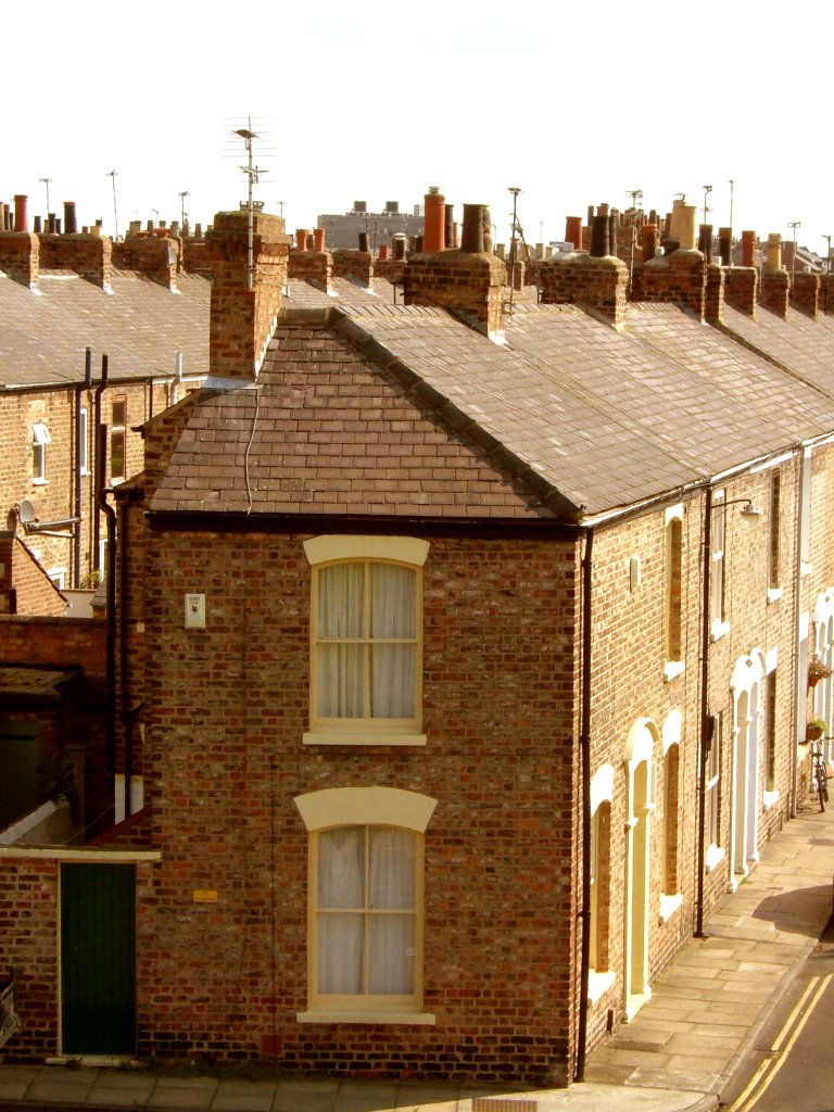 Miners Cottages - York, England, Йорк