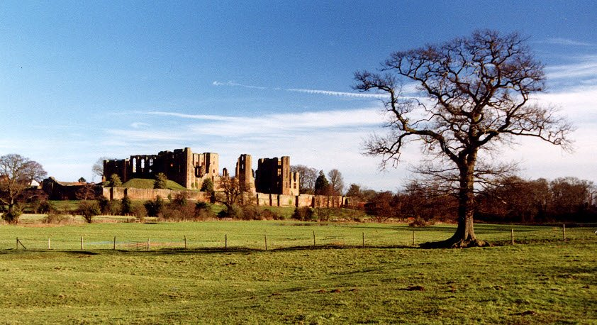 kenilworth castle coursework