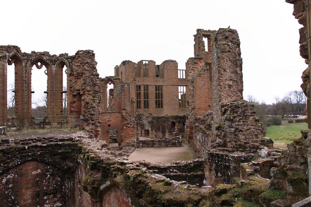 Kenilworth Castle, Кенилворт