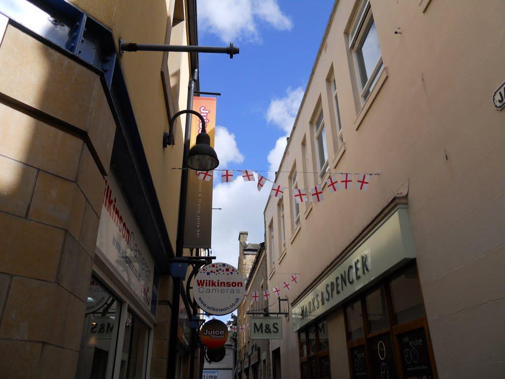 St. Nicholas Arcades, Lancaster, Ланкастер