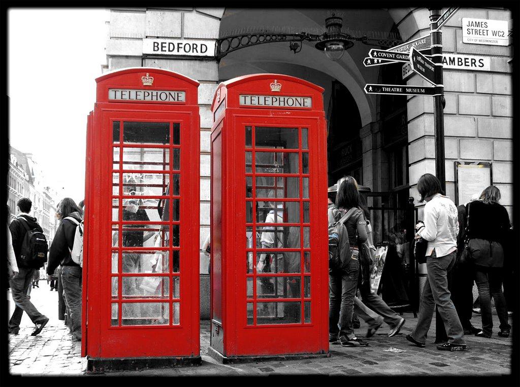 Covent Garden, Лондон