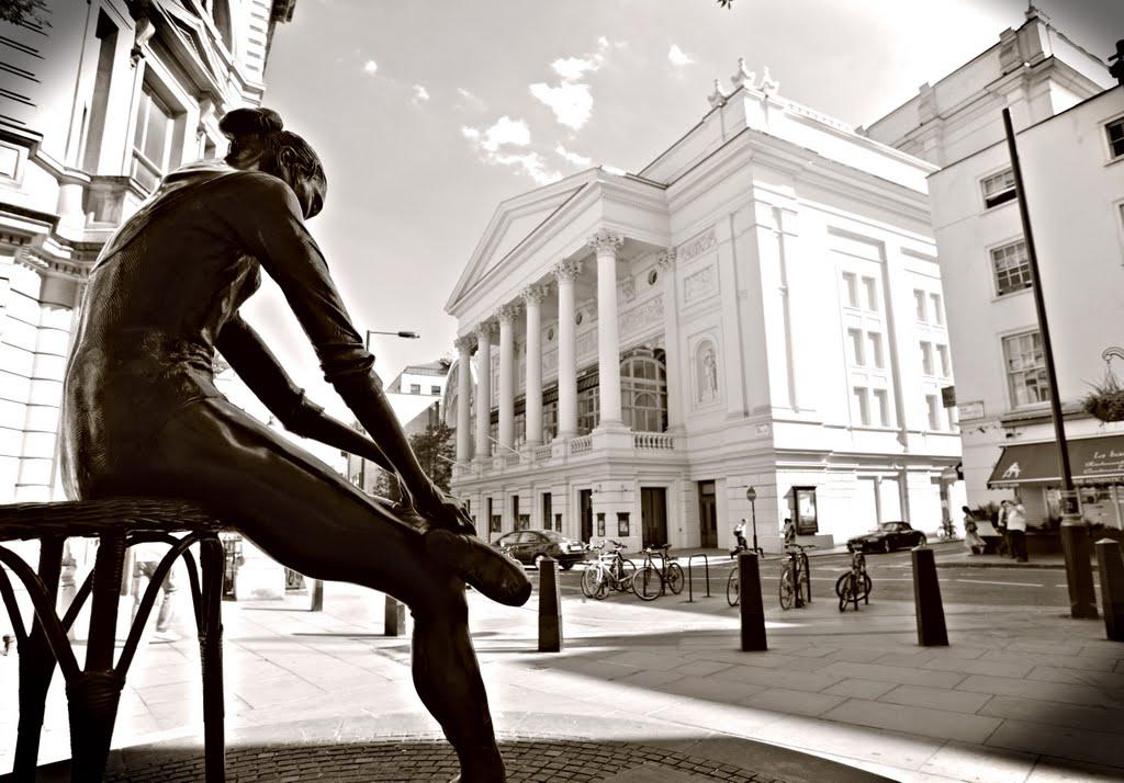 Prima Ballerina - Covent Garden, Лондон