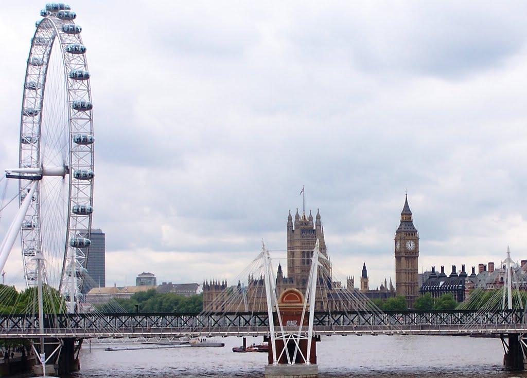 El Thamesis., Лондон