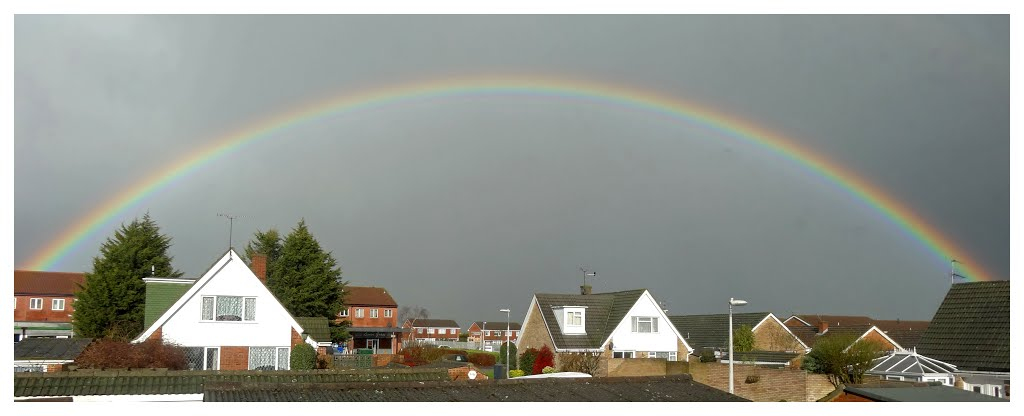 Under the rainbow, Майденхед