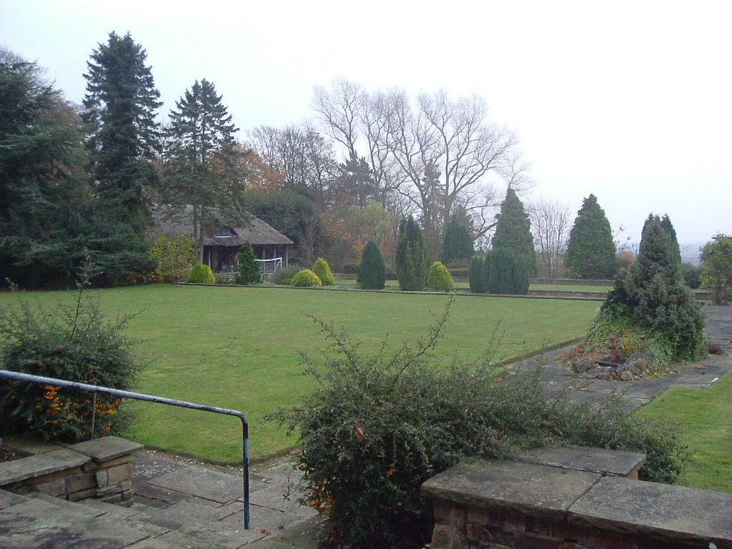 Pilgrim Homes, Hornsey Rise, Макклесфилд