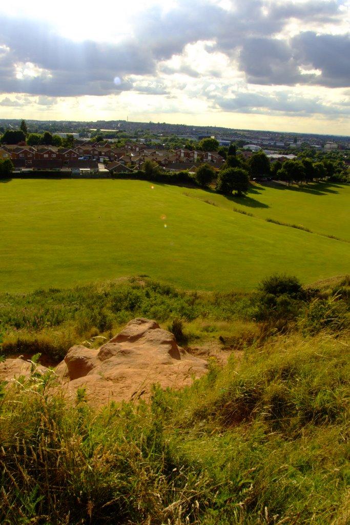 Berry hill, Mansfield, Nottinghamshire, Мансфилд