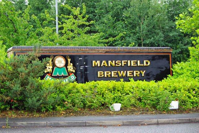 Mansfield Brewery Depot, Мансфилд