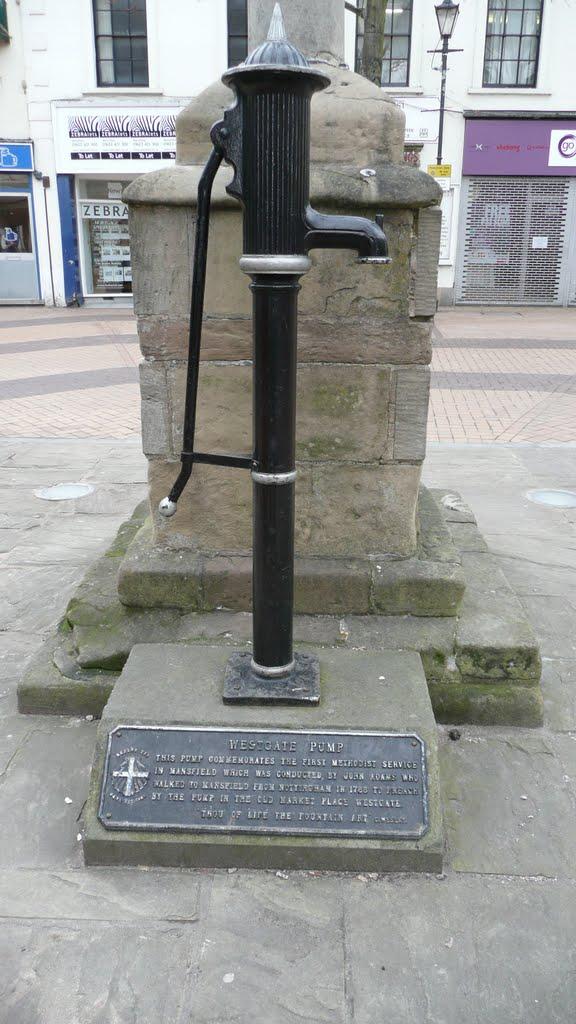 Mansfield Pump, Мансфилд