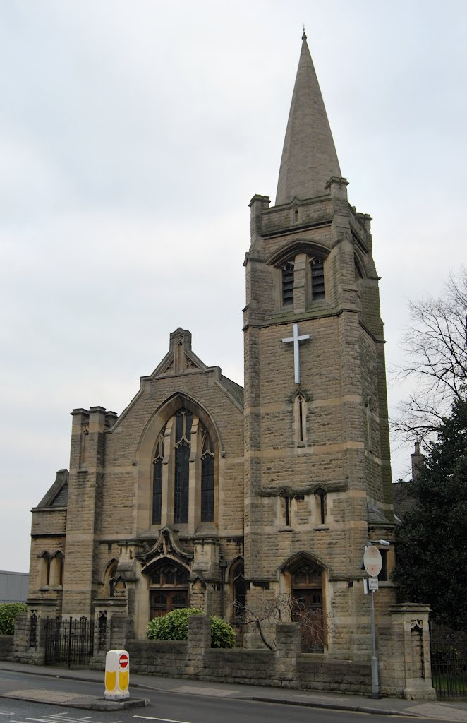 Mansfield, Nottingham Road Methodist, Мансфилд