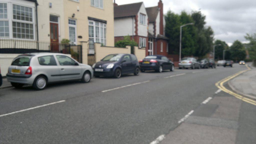 Baums Lane Mansfield, Мансфилд