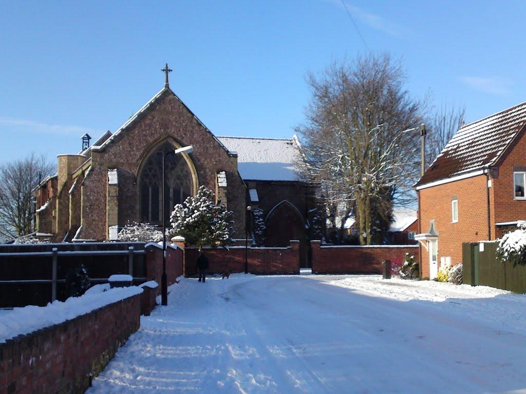 Abbey Church, Abbey Green, Nuneaton, Нунитон