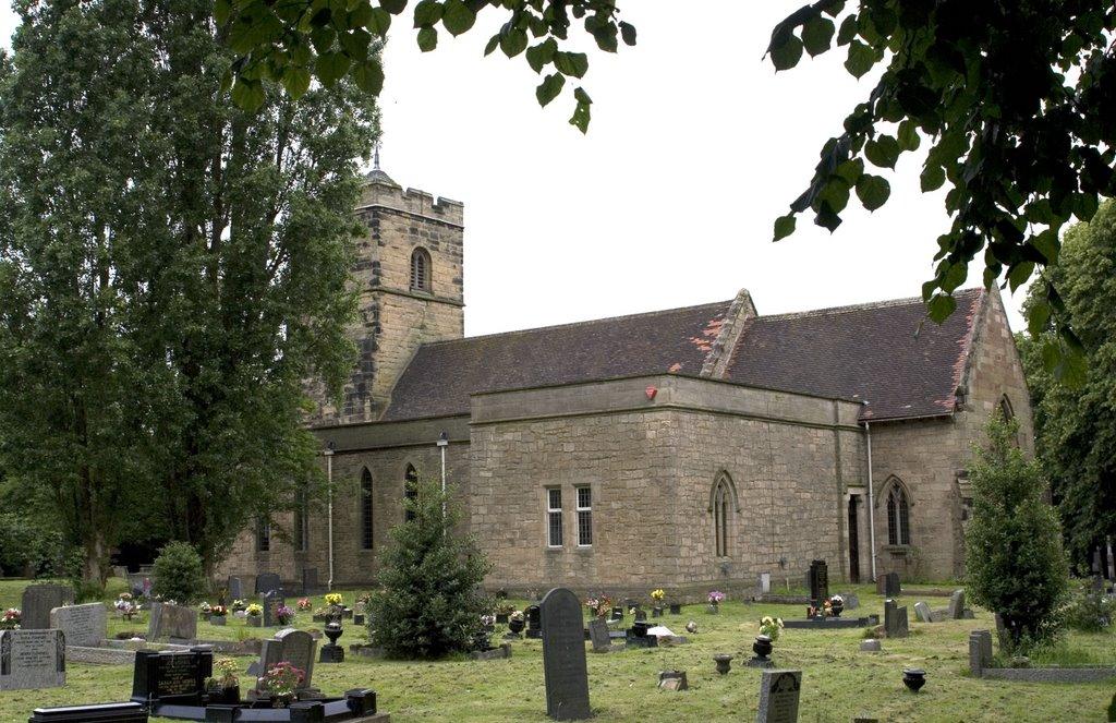 Chilvers Coton Parish Church, Нунитон