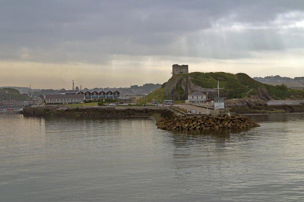 Mount Battens Pier, Плимут