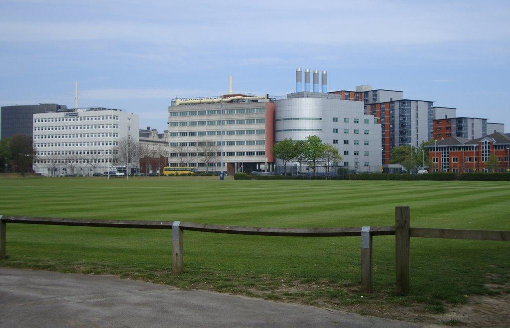 Portsmouth University, Портсмут