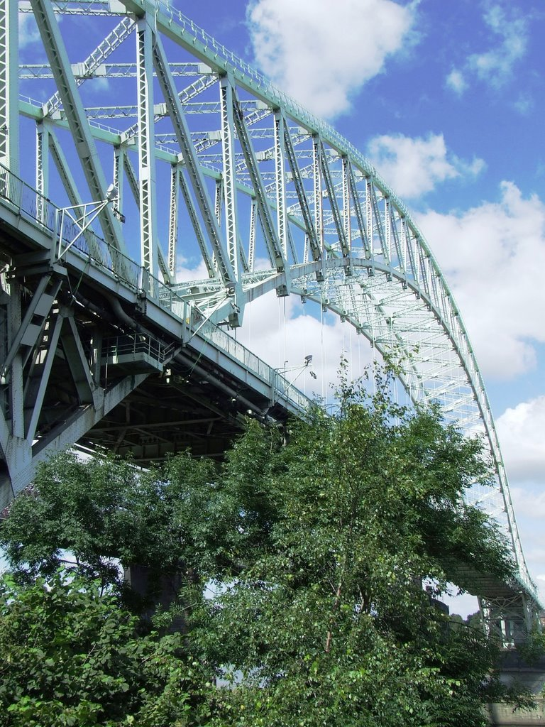 runcorn   - widnes bridge, Ранкорн