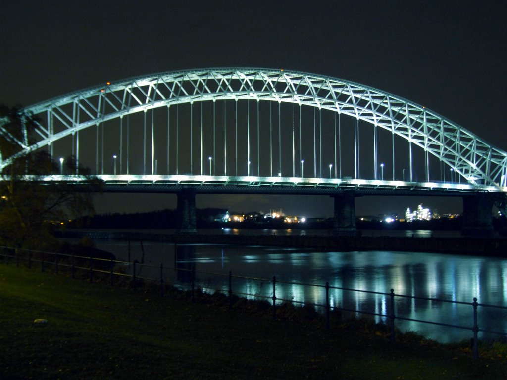 runcorn bridge 011, Ранкорн