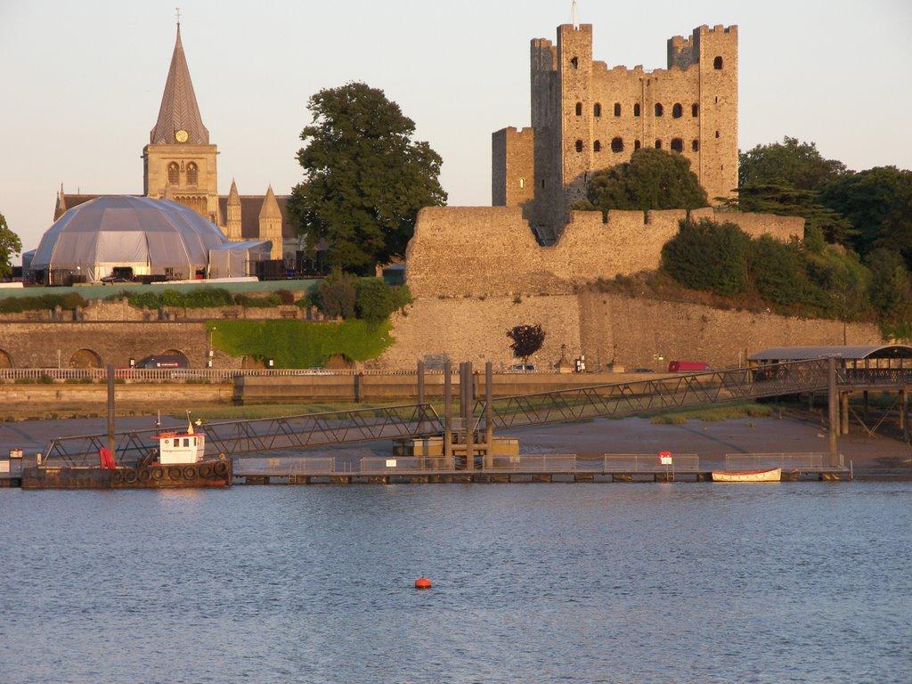 Rochester Castle, Рочестер