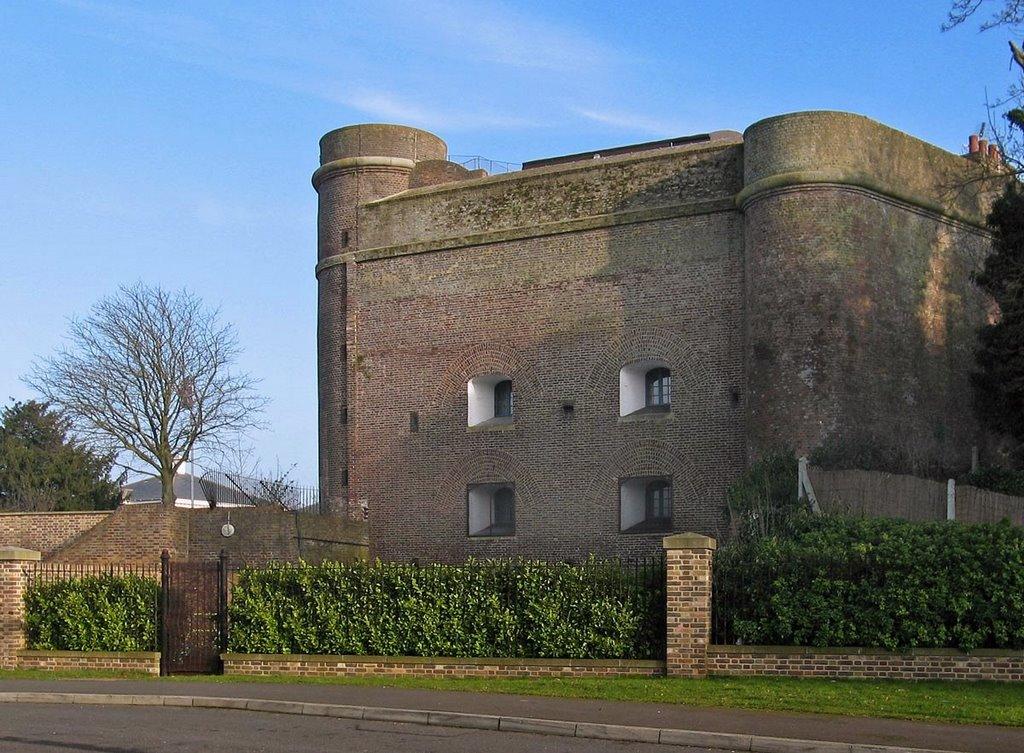 Gun Tower - Rochester, Рочестер