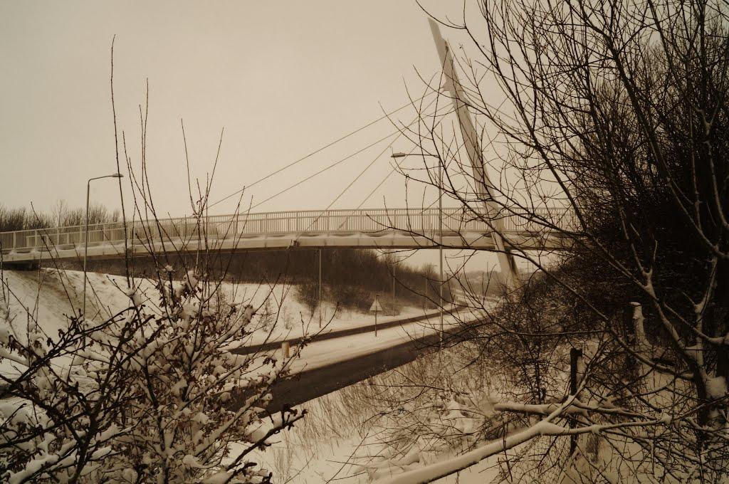 Millennium Bridge A38, Саттон-ин-Ашфилд