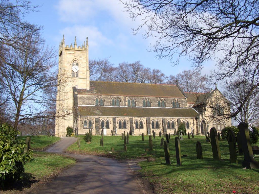 St Margaret's Parish Church, Swinton, Свинтон