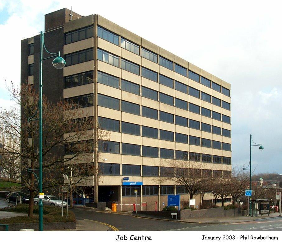 Job Centre, Стокпорт