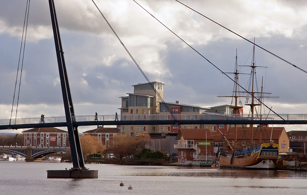 The Tees, Stockton, Стоктон