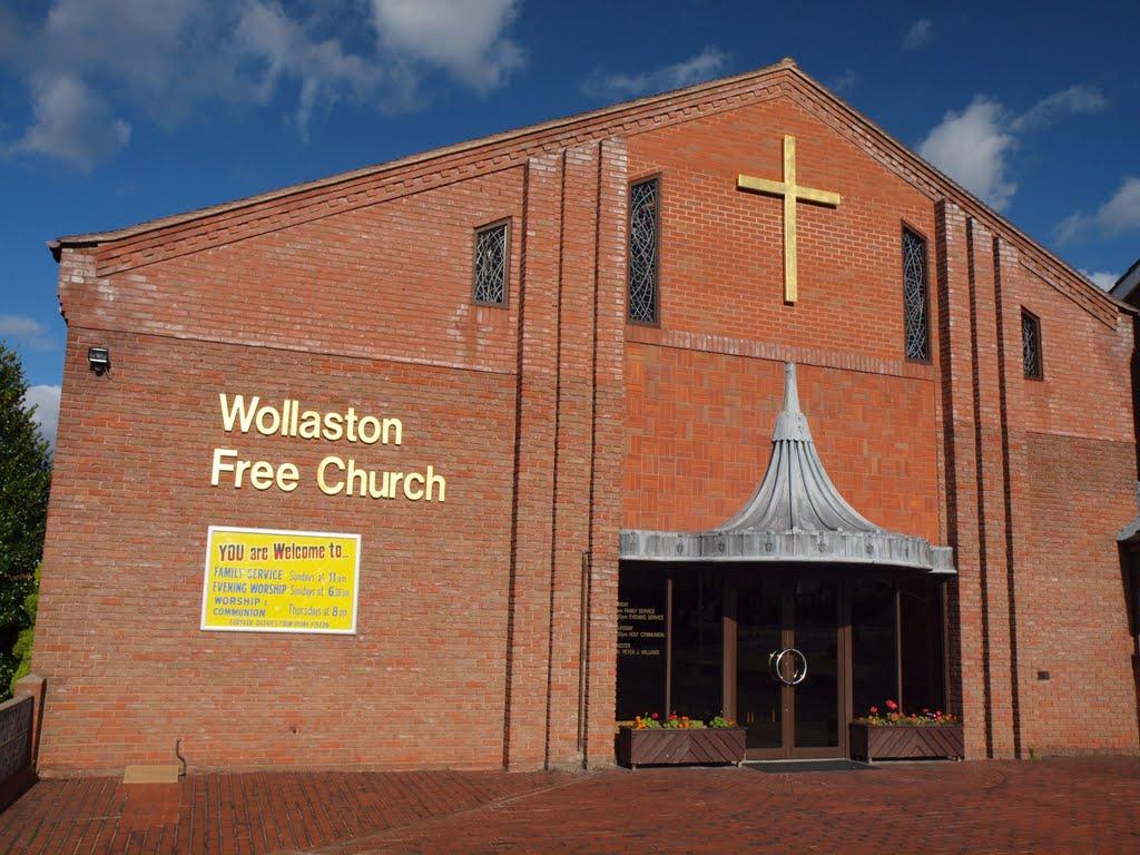 Wollaston Free Church, Стоурбридж