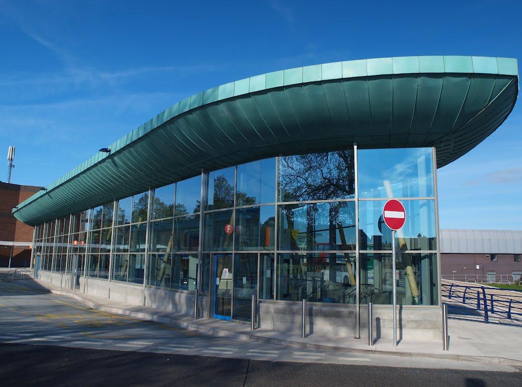 Stourbridge Bus Station, Стоурбридж