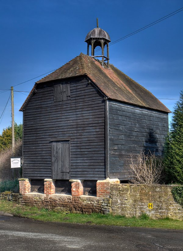 Granary, Lower Ashton Farm, Стретфорд