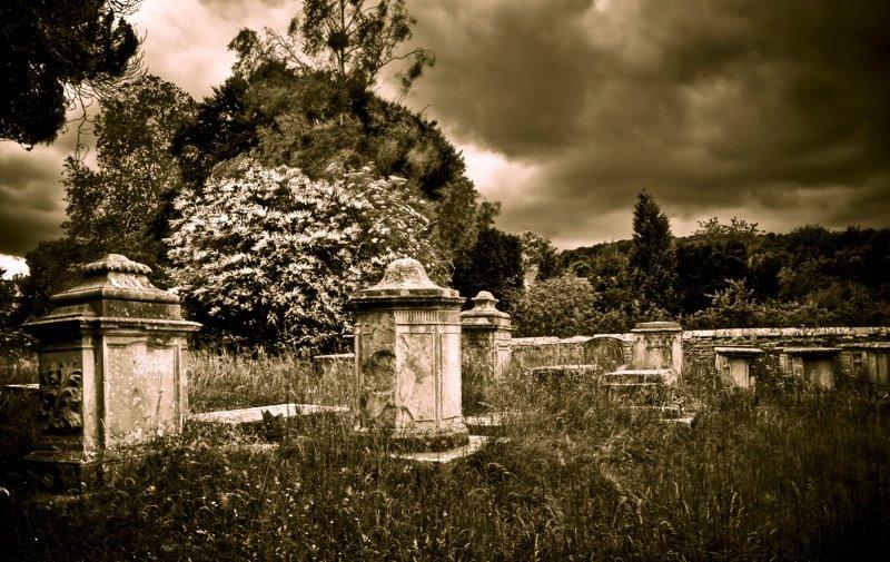 Old Cemetery, Строуд