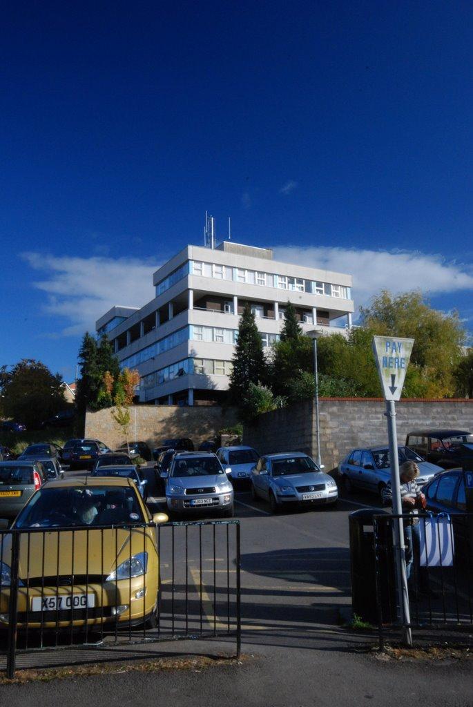 Stroud Police Station, Строуд