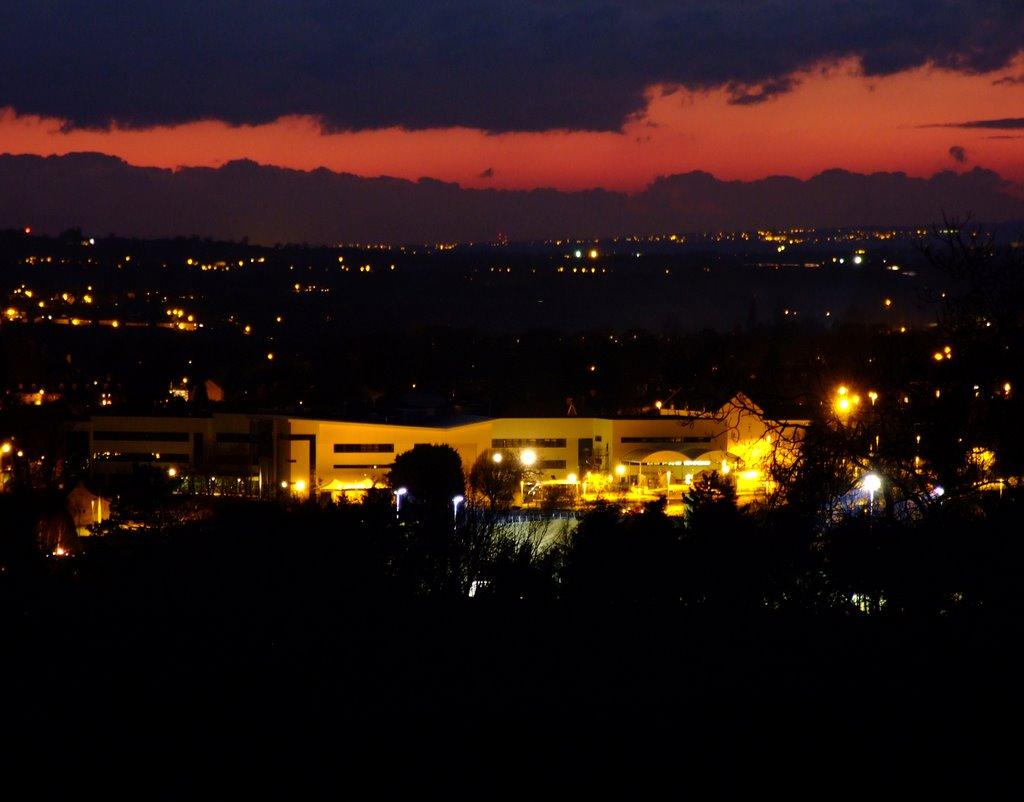 Stroud College evening, Строуд