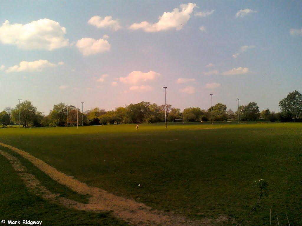 Playing fields, Tonbridge Sportsground, Тонбридж